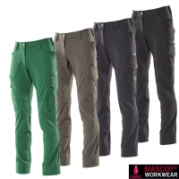 Produktbild: Mascot® ACCELERATE Stretch-Damen-Bundhose DIAMOND AC1