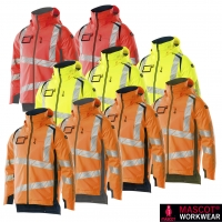 Produktbild: Mascot® ACCELERATE SAFE Winterjacke Stretch